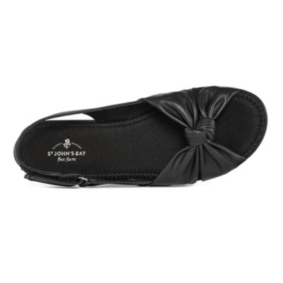 St. John's Bay® Beckett Wedge Sandals