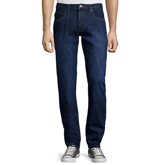 Dickies® X-Series Slim Fit Straight Leg 5-Pocket Denim Jeans
