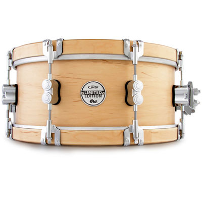 Pacific PDP LIMITED Classic Snare Drum with Claw Hooks