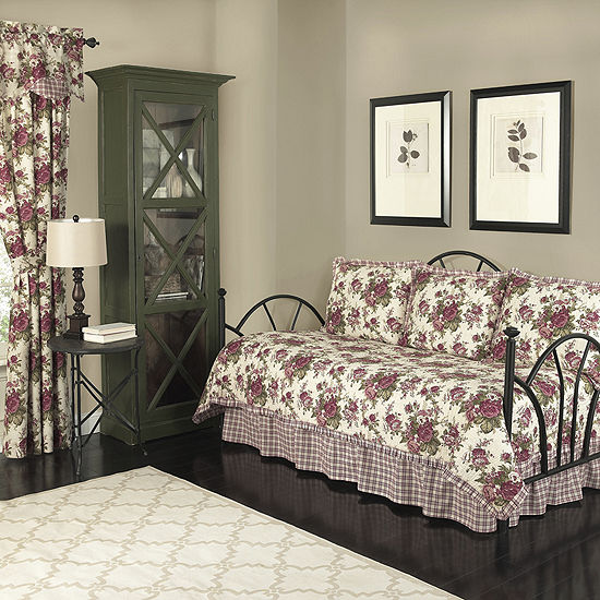 Waverly® Norfolk Reversible 5-pc. Daybed Cover Set