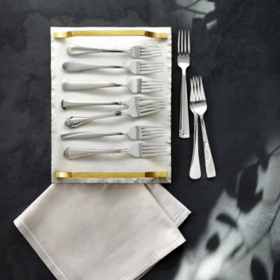 Oneida® Apollonia 45-pc. Flatware Set