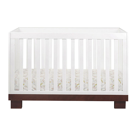 Babyletto Modo 3 In 1 Convertible Crib With Toddler Bed Conversion Kit