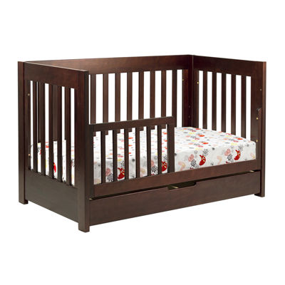 Babyletto Mercer 3-In-1 Convertible Crib - Espresso