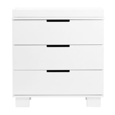 Babyletto Modo White 3-Drawer Changer