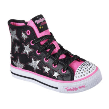 Skechers Little Kids Girls Sneakers - Little Kids