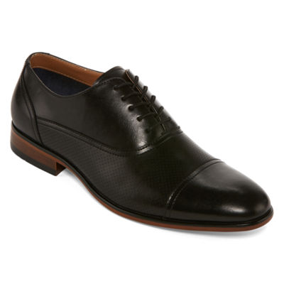 JF J.Ferrar Mens Branson Oxford Shoes