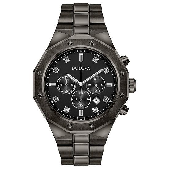 Bulova Classic Mens Gray Bracelet Watch-98d142