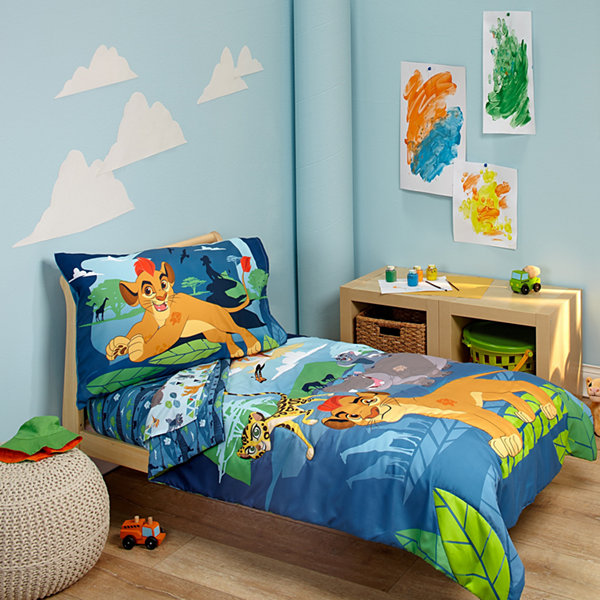 Lion Guard Toddler Bedding Set