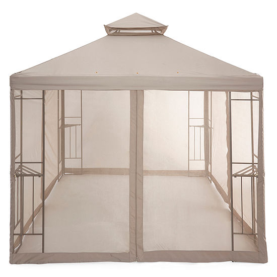 Outdoor Oasis™ Gazebo Netting