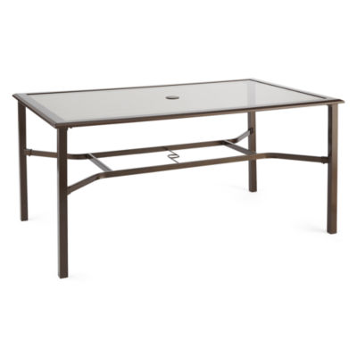 Outdoor Oasis Newberry Rectangular Table