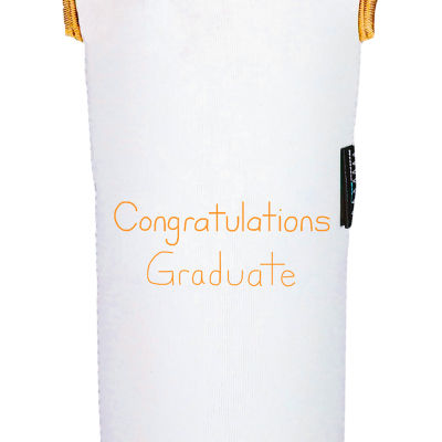 Graduation Reversible Wine Tote