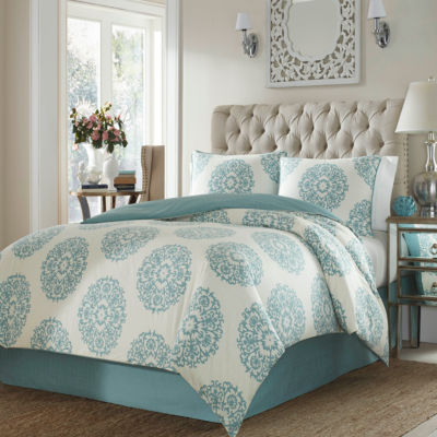 Stone Cottage Bristol 4-pc. Midweight Reversible Comforter Set