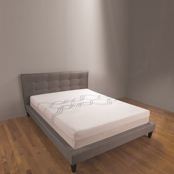 Sealy 10 Memory Foam Mattress In