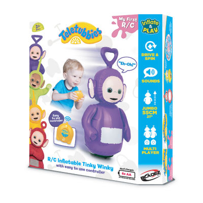 DHX Teletubbies: R/C Inflatable Tinky Winky