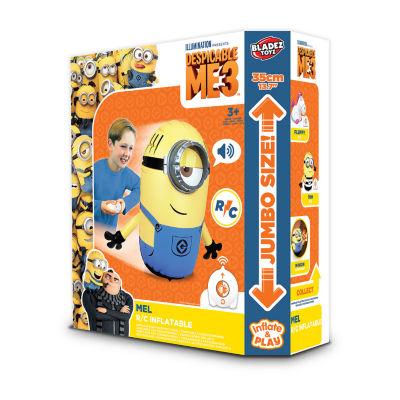 """Universal Minions Despicable Me 3:R/C Inflatable Mini Minion Mel"""