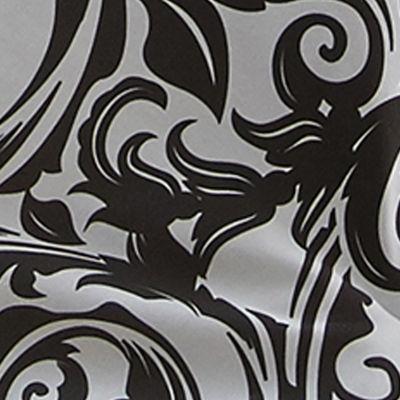"""Scrollwork Bedskirt 18"""" Drop"""