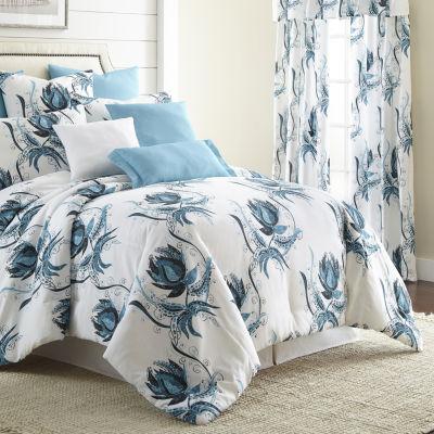 Seascape Comforter Set