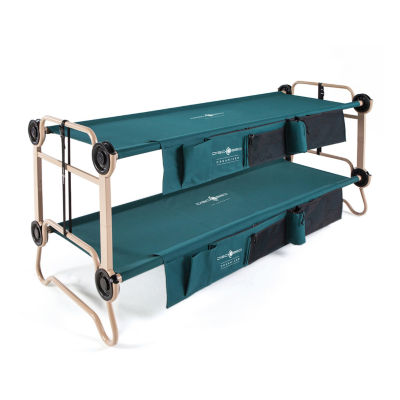 Large Disc-O-Bed with 2 Organizers