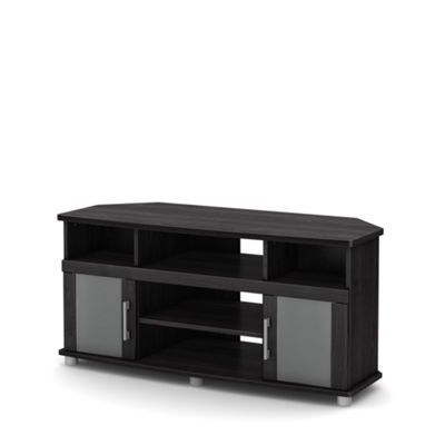 City Life Corner TV Stand for TVs up to 50 inches