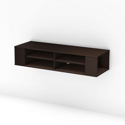 City Life Wall Mounted Media Console