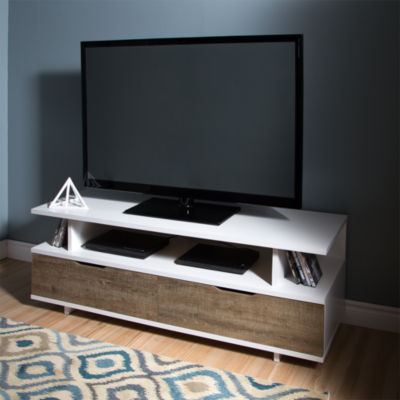 Reflekt TV Stand with Drawers for TVs up to 60 inches