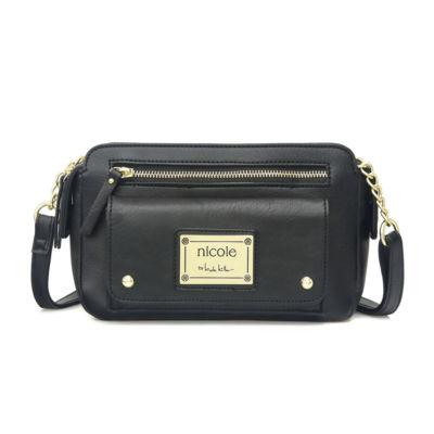 Nicole By Nicole Miller Carmen Crossbody Bag