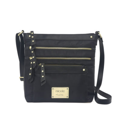 Nicole By Nicole Miller Diane Crossbody Bag