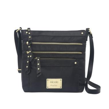 Nicole Miller Diane Crossbody Bag