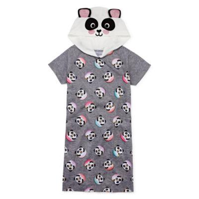 Jammers Kids Hooded Nightshirt - Girls