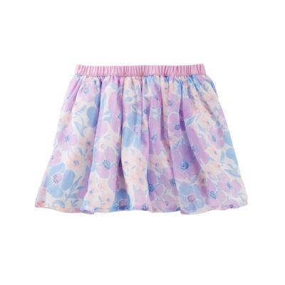 Osh Kosh Floral Skirt