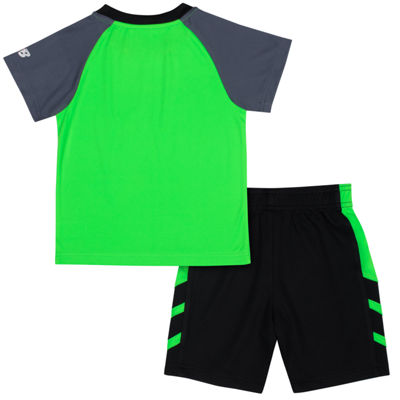 New Balance 2-pack Short Set Baby Boys