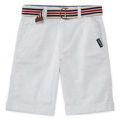 U.S. Polo Assn. Chino Shorts Boys