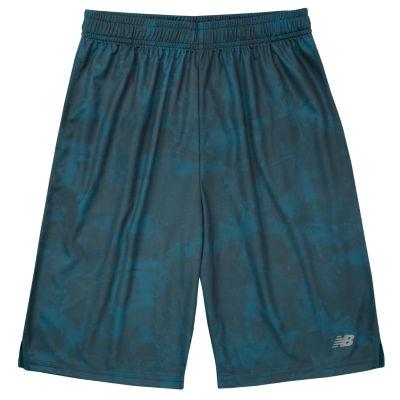 New Balance Basketball Shorts - Big Kid Boys