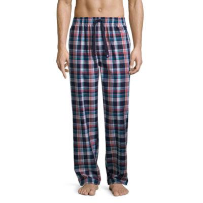 IZOD Woven Pajama Pants-Big and Tall