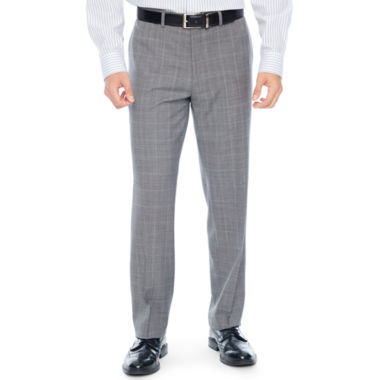 Collection by Michael Strahan  Checked Suit Pants