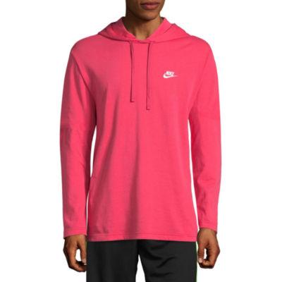 Nike Jersey Long Sleeve Hoodie