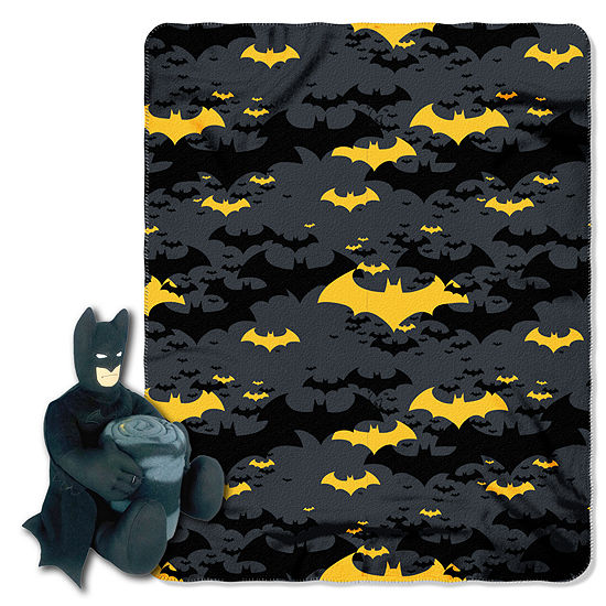 Batman Batman Fleece Lightweight Throw