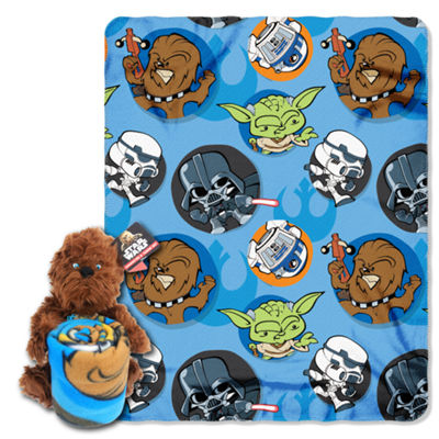 Star Wars Classic Chewie HGR Throw