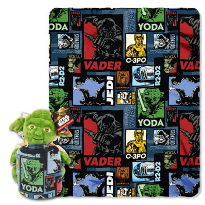 Star Wars Yoda Story HGR  Throw