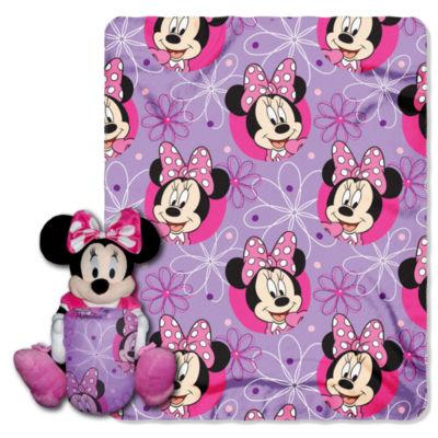 Disney's Minnie Bowtique Throw