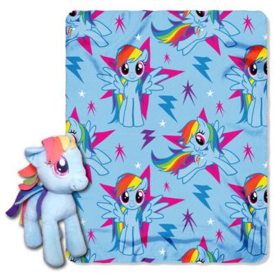 My Little Pony Rainbow Dash Throw