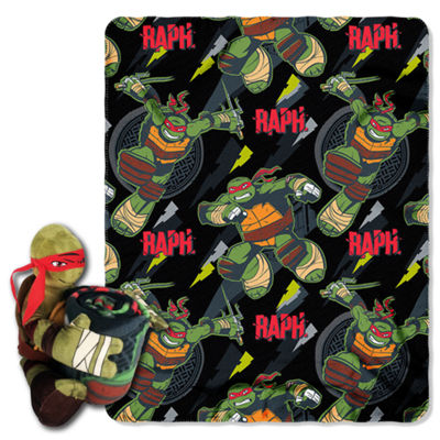 Teenage Mutant Ninja Turtles Raph Strikes Back Throw