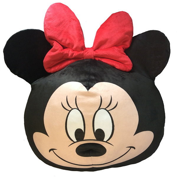 Disney's Minnie Mouse Cloud Throw Pillow