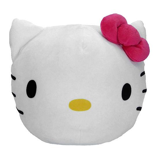 Hello Kitty Cloud Throw Pillow