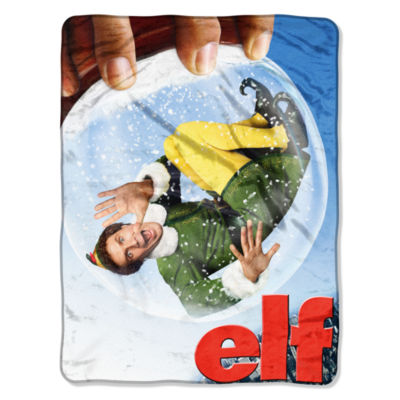 Elf On The Shelf Elf Globe Throw