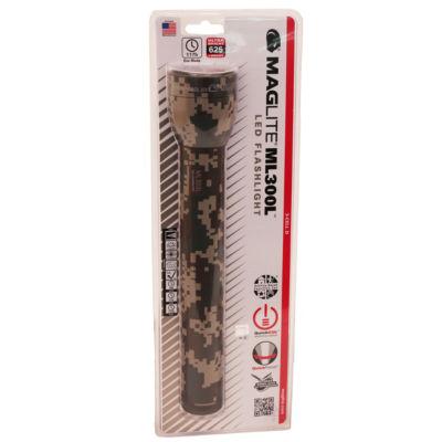 Maglite 3-Cell D LED Flashlight - Blister Pack