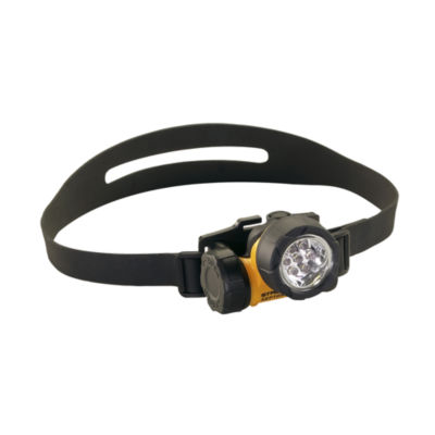 Streamlight Septor Haz-Lo Div. 1 With Alkaline Headlamp