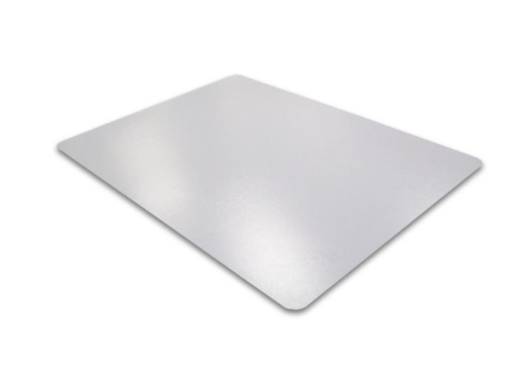 Cleartex Ultimat Chair Mat Rectangular Clear Polycarbonate For Hard Floors