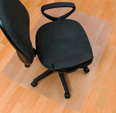 EcoTex Evolutionmat Anti-Slip Recyclable Chair MatFor Hard Floors Rectangular