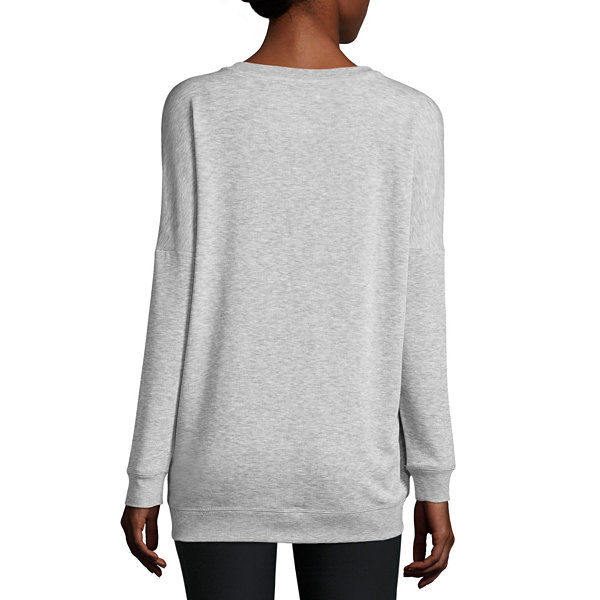 Xersion Lounge Pullover Sweatshirt